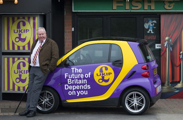 Faded seaside towns are fertile ground for UKIP
