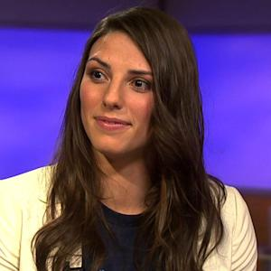 Hilary Knight on #LikeAGirl campaign