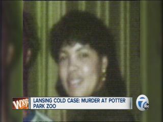 Lansing cold case: murder at Potter Park Zoo