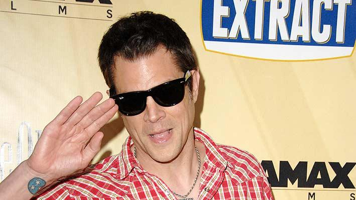 Extract LA Premiere 2009 Johnny Knoxville