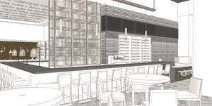 Baltimore Marriott Waterfront Unveils Apropoe's Restaurant and Lounge