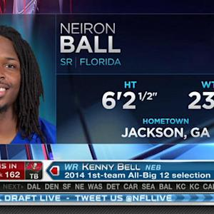 Oakland Raiders pick linebacker Neiron Ball No. 161 in 2015 NFL Draft
