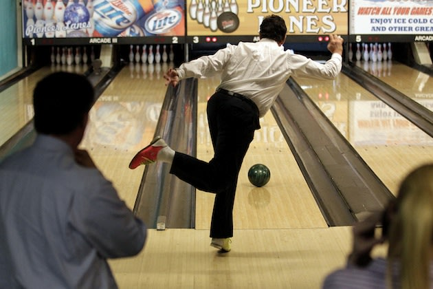 Rick Santorum's spring break: A week of beer, bowling, brats and bocce ball