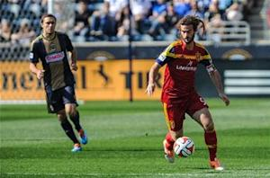 Philadelphia Union 2-2 Real Salt Lake: Beckerman and Edu trade late goals