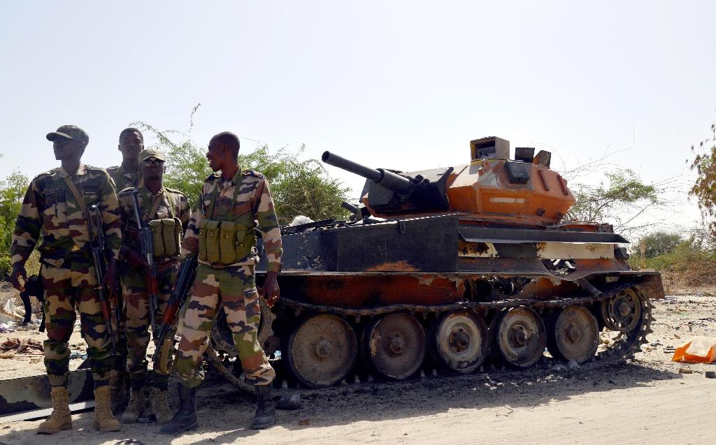 Two Niger soldiers killed in 'Boko Haram ambush'