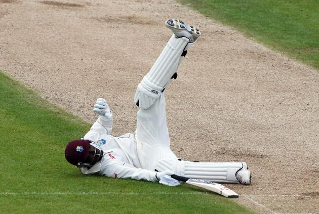 Fourth Test: England v West Indies - Day Four