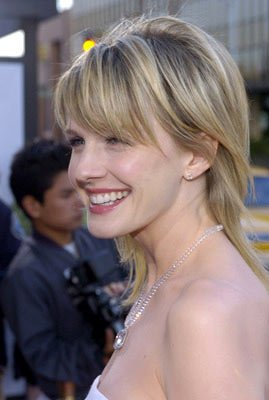 Kathryn Morris at the Beverly Hills premiere of DreamWorks' The Terminal