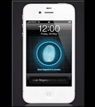 l'iPhone 5 embarquerait également un lecteur d'empreintes digitales. / Crédits : T.H.E. KILLERS APPS
