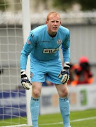St Mirren goalkeeper Craig Samson was over the moon with his Scotland call-up