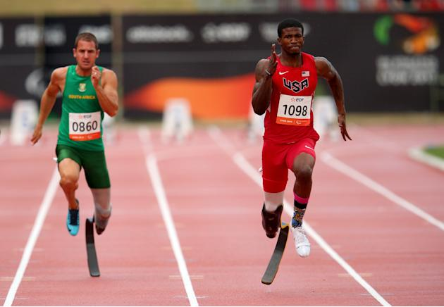 IPC Athletics World Championships - Day Three