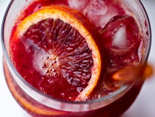 Twilight Blood Orange Drink