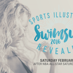 Sports Illustrated Swimsuit 2016 to be revealed on TNT