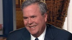 abc jeb bush wy 130614 wblog Jeb Bush Calls His Father the Best Man Ive Ever Met