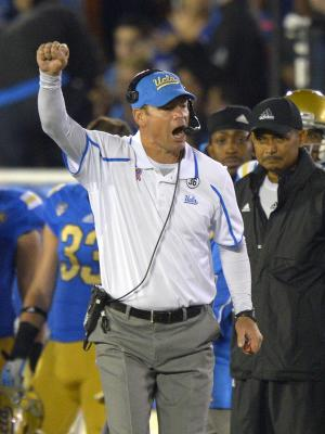 UCLA tries to shake up Pac-12 race at Stanford
