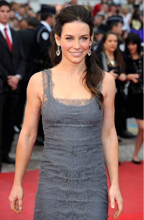 Evangeline Lily Cannes