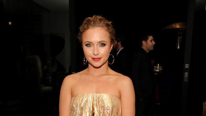 "Hayden Panettiere attends Hollywood Entertainment Museum Honors The Cast Of ""Heroes"" held at the Esquire House on November 1, 2008 in Los Angeles, California."