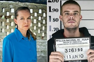 Mary Hamer and Joran Van Der Sloot. (photos by Raul Garcia Pereira Newsweek and Polaris)