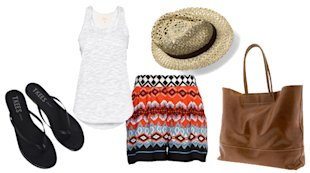 What To Wear On Your Staycation