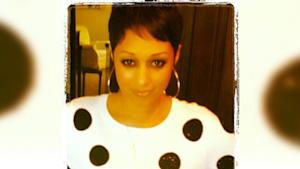 Tia Mowry Chops Off Her Hair
