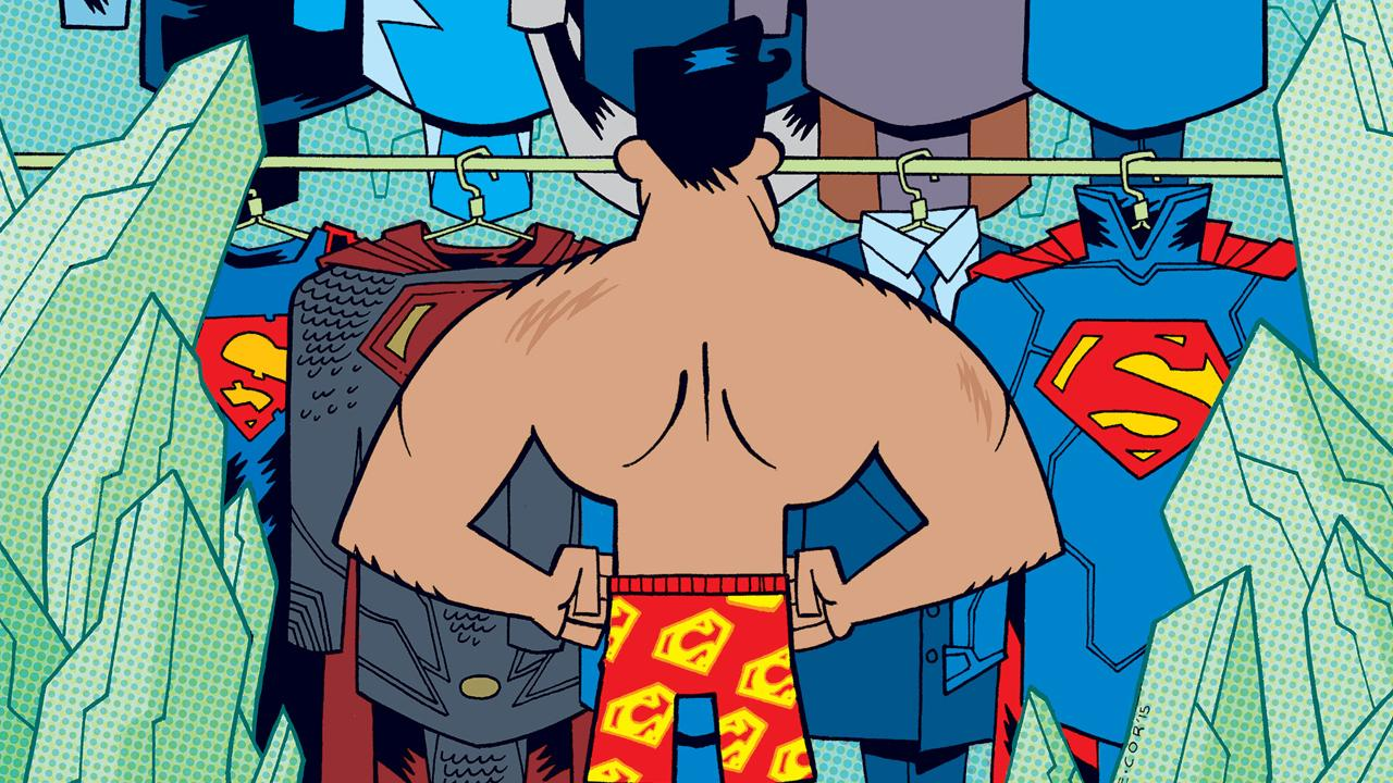 DC Comics July 2015 Theme Month Variant Covers Revealed - Teen Titans Go