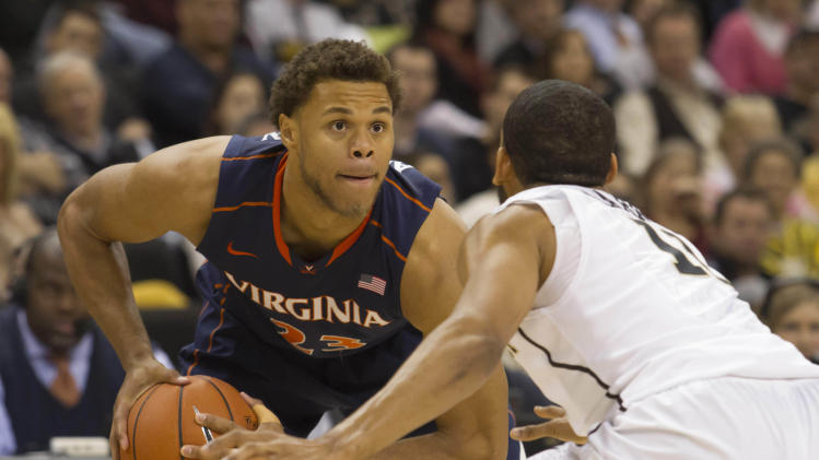 NCAA Basketball: Virginia at Wake Forest