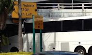Miami Airport: Two Dead After Bus Hits Overpass
