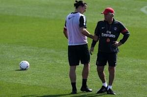 Ancelotti: Ibrahimovic will stay at PSG
