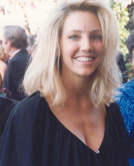 Heather Locklear Hit and Run Arrest.