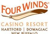 Win a Share of $30,000 and 30 Big Screen TVs at Four Winds Casinos in January