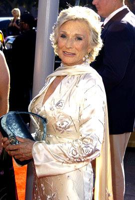 Cloris Leachman 2004 Emmy Creative Arts Awards Arrivals - 9/12/2004