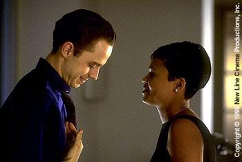 Giovanni Ribisi and Nia Long in New Line's Boiler Room