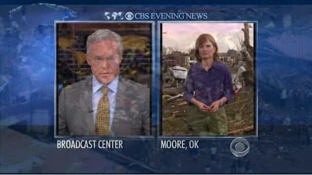 Oklahoma tornado leaves residents in state of shock