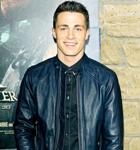 Colton Haynes Promoted to Series Regular on The CW's Arrow