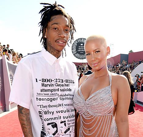 """Wiz Khalifa Seemingly Bashes Estranged Wife Amber Rose in New Song """"For Everybody"""" -- Listen Here"""