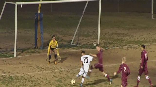Top-Seeded BHS boys soccer goes down