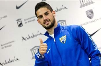 I would let Malaga cash in on me - Isco