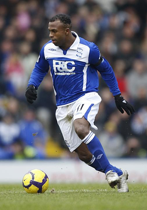 Soccer - Christian Benitez File Photo
