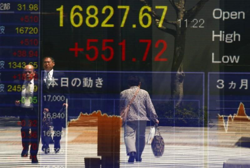 Global stocks sag as bond 'bloodbath' shows no let up