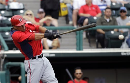 Big 5th inning carries Braves past Nationals 9-5