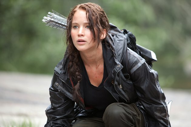 The Hunger Games' Top MTV Movie Awards