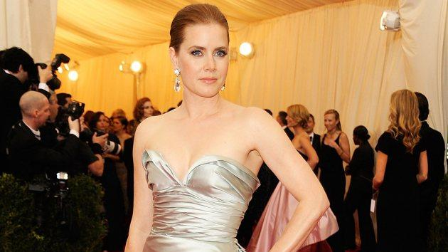 Amy Adams attends the 'Charles James: Beyond Fashion' Costume Institute Gala at the Metropolitan Museum of Art on May 5, 2014 in New York City -- Getty Images