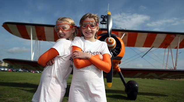 Wingwalking for Duchenne Children's Trust
