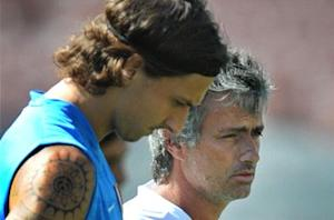 Mourinho calls for Ibrahimovic mentality from Chelsea squad