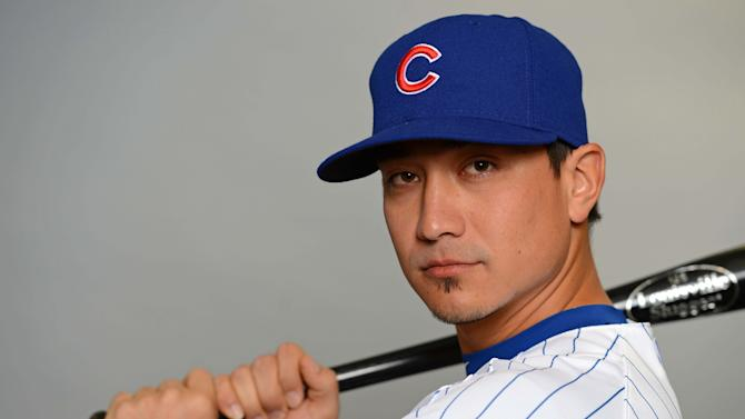 MLB: Chicago Cubs-Photo Day