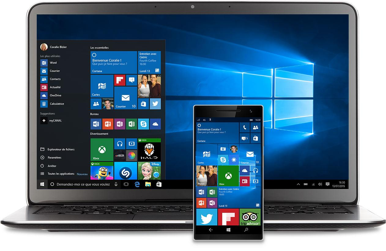 Windows 10 spreads to more than 75 million devices