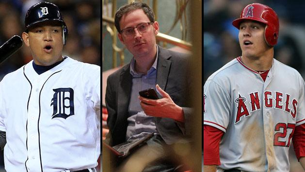 Miguel Cabrera, Nate Silver, Mike Trout