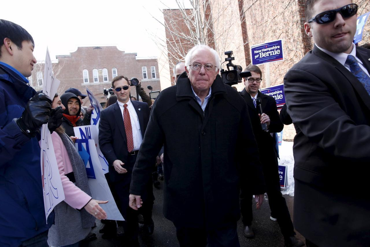Bernie Sanders' Secret Service code name revealed