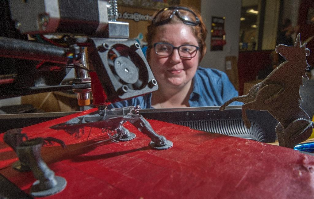 In Virginia, TechShop lets 'makers' tinker, innovate