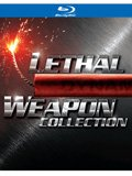Lethal Weapon: The Complete Collection Box Art