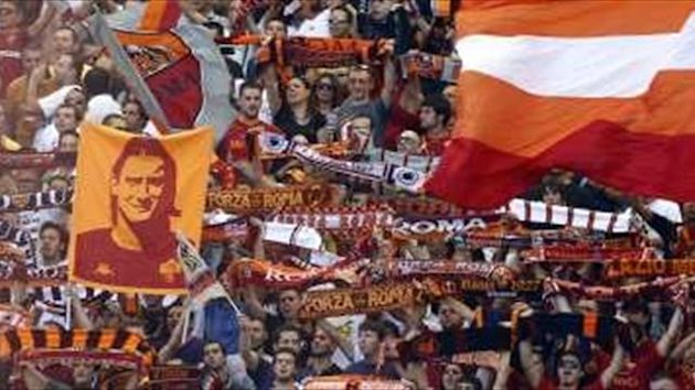 Roma fans call for Andreazzoli to go